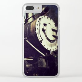 Little Engine Clear iPhone Case