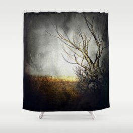 Land Of The Lost Shower Curtain
