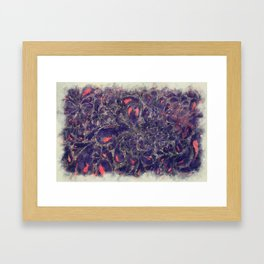 A Few Drops of Brandy Framed Art Print