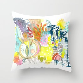 you are an amazing soul. Throw Pillow