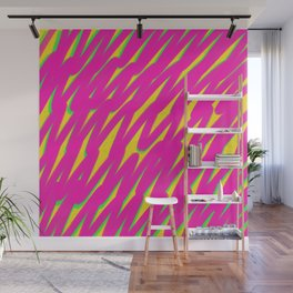 Grell-001 / 90's Throwback Pattern Wall Mural