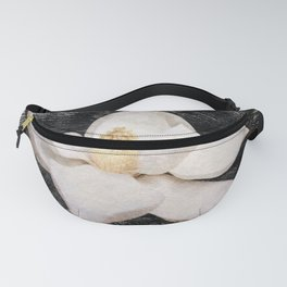 Beautiful Magnolia Flower in Full Bloom Fanny Pack