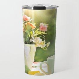 cake color cup Travel Mug