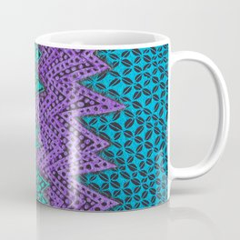 Zig Zag  Mountains Coffee Mug