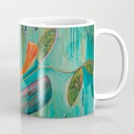 """""""Saying Hello"""" Coffee Mug"""