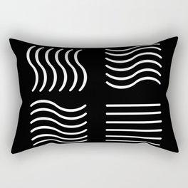 The Fifth Element Rectangular Pillow