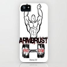 ARM BRUST PRO GYM Slim Case iPhone (5, 5s)