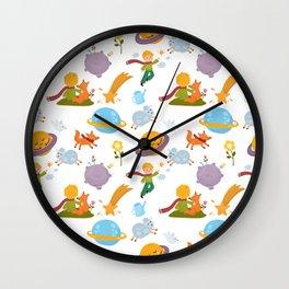 The little boy Wall Clock