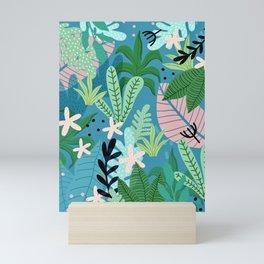 Into the jungle - twilight Mini Art Print