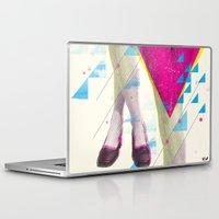 legs Laptop & iPad Skins featuring Legs by Guilherme Rosa // Velvia