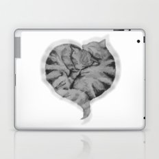 Cuddling Cats Laptop & iPad Skin