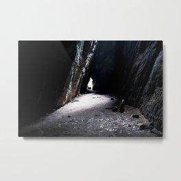 Cave Mith Metal Print