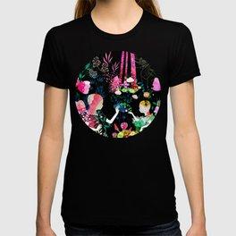 cosmic garden T-shirt
