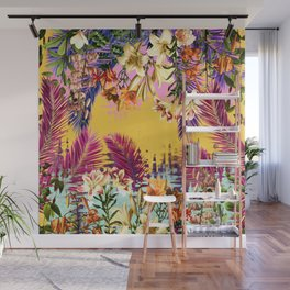 Tropical Time Wall Mural