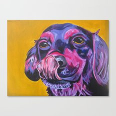 Samantha's Tongue Canvas Print