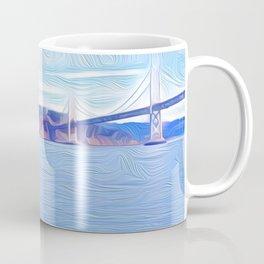 Yerba Buena at the Bridge Coffee Mug