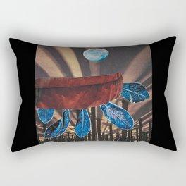 The Magic of Winter Solstice Rectangular Pillow