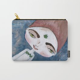 Courage-Bhoomie Carry-All Pouch