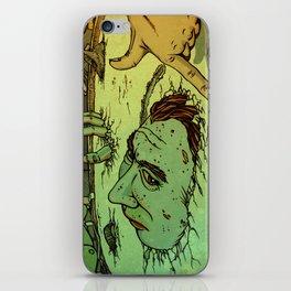 No Deep Breaths iPhone Skin