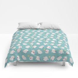 Baby Barn Owls Comforters