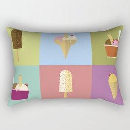 Swet ice cream 12 Rectangular Pillow