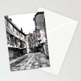 The Shambles York Art Stationery Cards