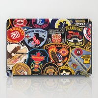 heroes iPad Cases featuring Heroes by TechkyDude