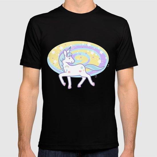 unique corn T-shirt