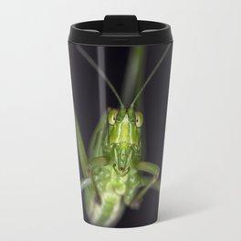 Curious Katydid Travel Mug
