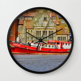 The Chieftain Wall Clock