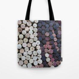 Too Many Corks Tote Bag