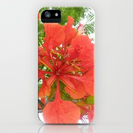 Pretty Flower iPhone Case