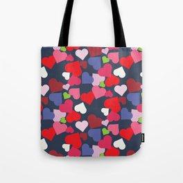 queen of hearts I Tote Bag