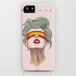 Trekkie Me iPhone Case