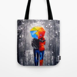 Bright walk Tote Bag