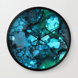 speak your truth Wall Clock