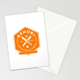 Kenobi Contractors Stationery Cards