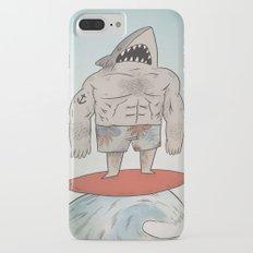 Surf Shark iPhone 7 Plus Slim Case