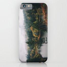 Gillette Lake iPhone Case