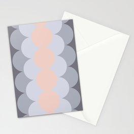 Gradual Paledogwood Stationery Cards