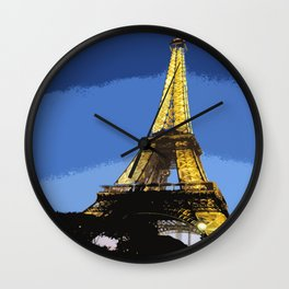 Paris II Wall Clock