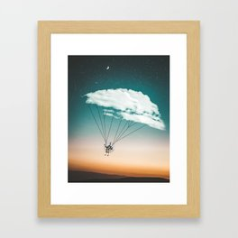 Paracloud Framed Art Print