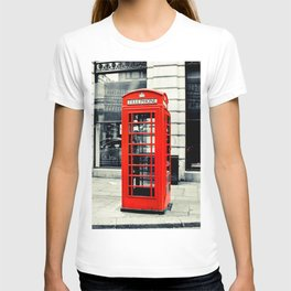 British Telephone Booth T-shirt
