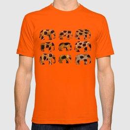 CHEETAH ELEPHANTS T-shirt