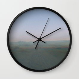 Prism Road Wall Clock