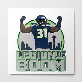 "The Victrs ""Legion of Boom"" Metal Print"