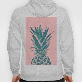 Blush Pineapple Dream #3 #tropical #fruit #decor #art #society6 Hoody