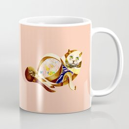 Here Litte Kitty Coffee Mug