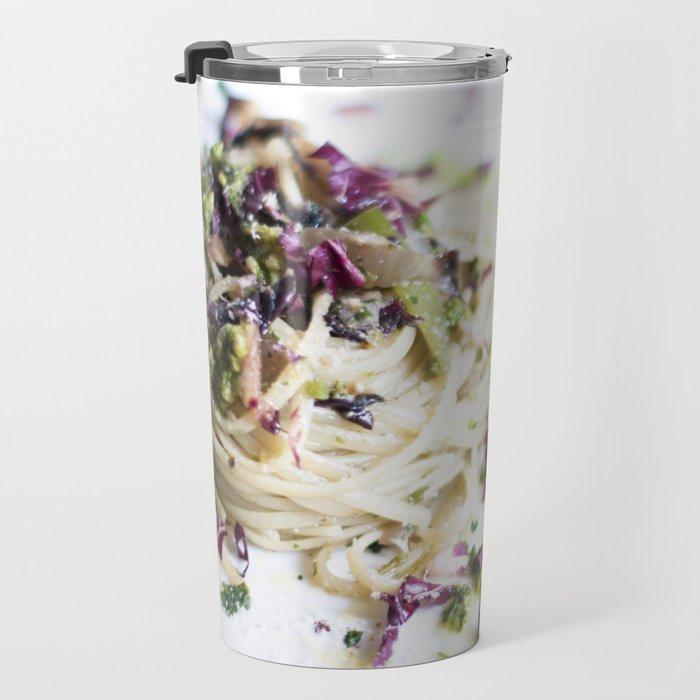 Italian Pasta Travel Mug