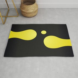 mutually insoluble Rug
